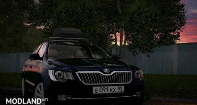 Skoda Superb (My First Ever Own Mod) [1.5.6], 1 photo